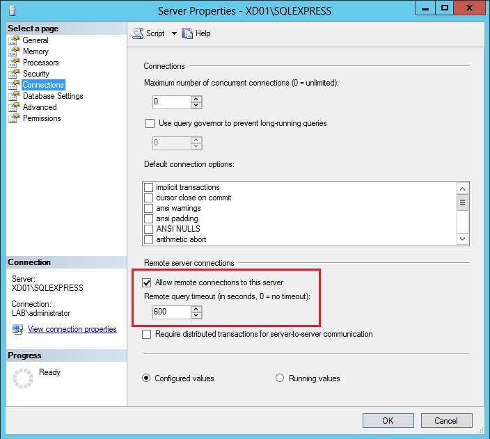 How To Configure Sql Express 2012 To Accept Remote
